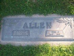 Alonzo Roosevelt Lon Allen