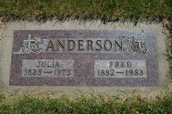 Julia <i>Christianson</i> Anderson