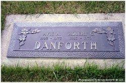 Avis Ann <i>Sherburne</i> Danforth