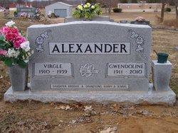 Gwendoline <i>Gardner</i> Alexander