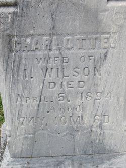 Charlotte <i>Riggle</i> Wilson