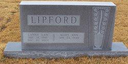 Lanny Lan Lipford