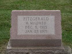 H. Mildred Fitzgerald