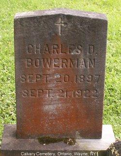 Charles D Bowerman