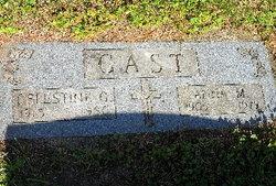 Celestine George Sam Gast