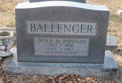 Della M. <i>Parrigin</i> Ballenger