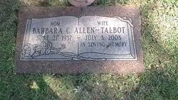 Barbara C <i>Zambrano</i> Allen