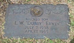 L. W. Dubby Erwin