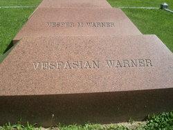Vespasian M. Vesper Warner, Jr