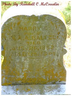 Harry Cecil Baltzley