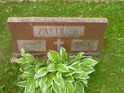 Harry Joseph Red Zastrow