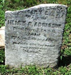 Mary Ellen <i>Hendrickson</i> Adkisson