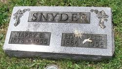 Edna <i>Reed</i> Snyder