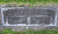 Martin O Ballard