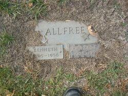 Hazel F Allfree