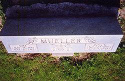 Anna M <i>Luepke</i> Mueller