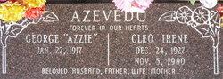 Cleo Irene Azevedo