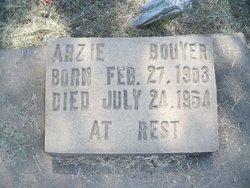 Arzie <i>Lewis</i> Bouyer
