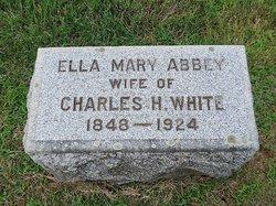 Ella Mary <i>Abbey</i> White