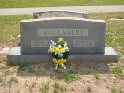 Bertha E <i>Stringer</i> McGlamery