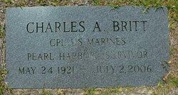 Corp Charles A Britt