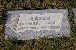Anthony Abreu