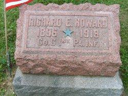 Richard E Howard