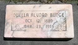 Duella Alvord Budge