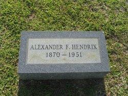 Alexander Hendrix
