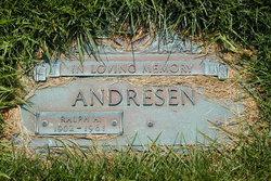 Ralph Anreas Andresen