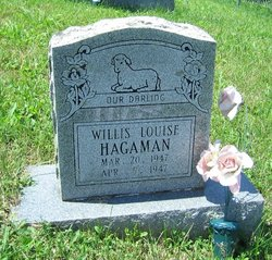 Willis Louise Hagaman