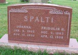 Joanna <i>Agard</i> Spalti