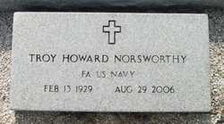 Troy Howard Norsworthy