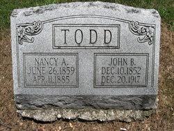 John B Todd