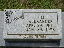 Jim Alexander