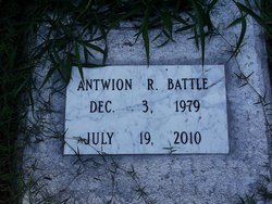 Antwion Ronnell Battle