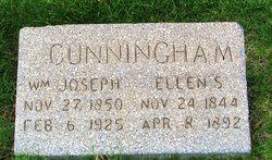 Ellen <i>Sanders</i> Cunningham
