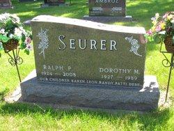 Dorothy Mae <i>Pauly</i> Seurer