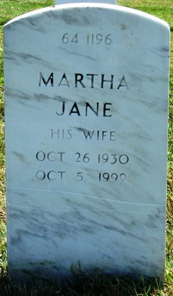Martha Jane Appel