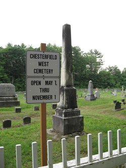 Chesterfield West Cemetery
