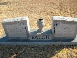 Edd Balch