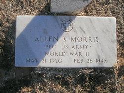 PFC Allen R. Morris