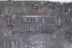 Maude E. Botkin
