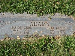 Marion Curl Adams