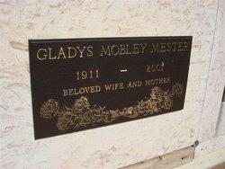 Gladys <i>Mobley</i> Mester