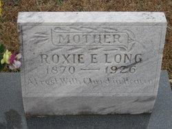 Roxie <i>Edgar</i> Long