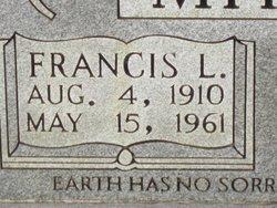 Frances L. Little Frank Mitchell