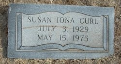 Susan Iona <i>Shubert</i> Curl