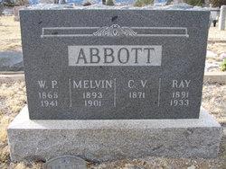Clarence Raymond Ray Abbott