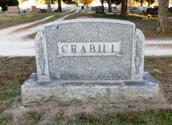 Mary E. <i>Jones</i> Crabill